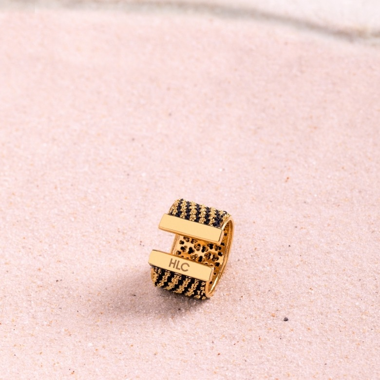 HLC - LOU LOU WAVES RING 2