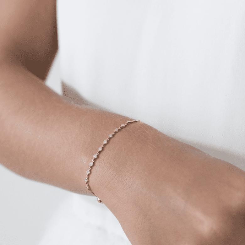 HLC - Diamond Marbles Bracelet 4