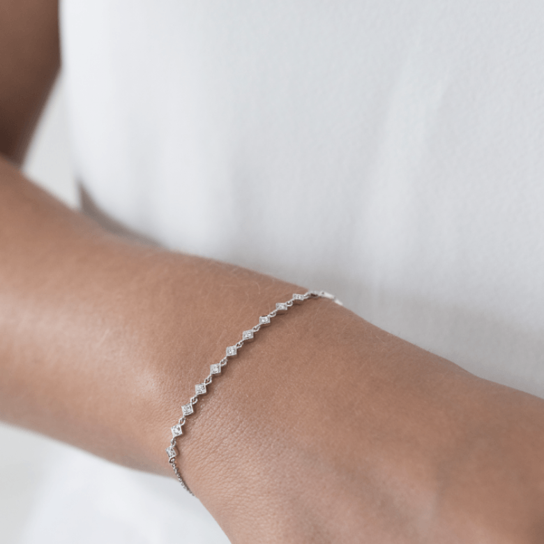 HLC - Diamond Marbles Bracelet 1