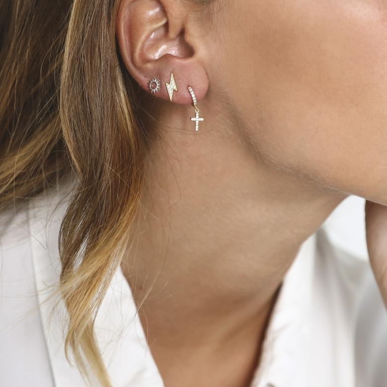 HLC - sun earrings 2