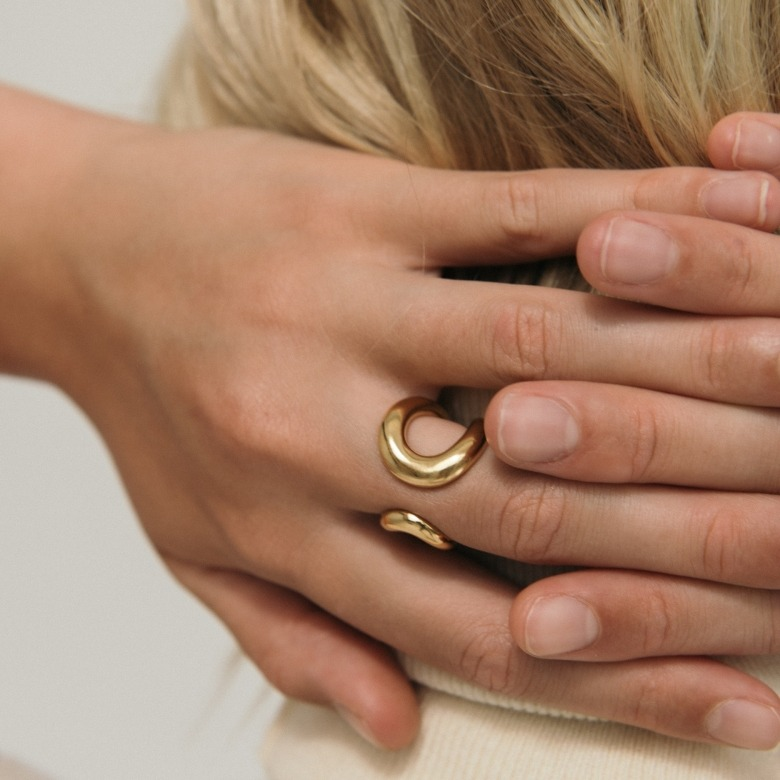 HLC - CURVE RING 3